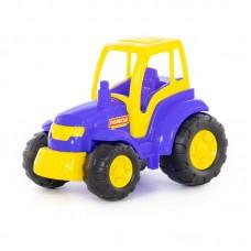 """Детская игрушка """"Чемпион"""", трактор (в сеточке), 6683, Полесье"""