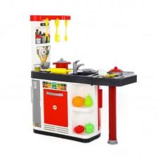 """Детская игрушка кухня """"Мастер Шеф"""" (в коробке) арт. 67609 Полесье"""