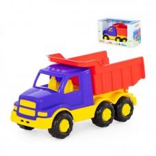 """Детская игрушка """"Гоша"""", автомобиль-самосвал (в коробке), 68149, Полесье"""