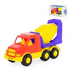 """Детская игрушка """"Гоша"""", автомобиль-бетоновоз (в коробке), 68156, Полесье"""