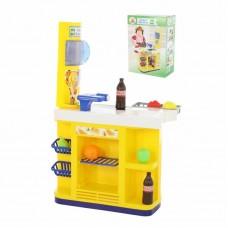 """Детская игрушка Набор """"Супермаркет-макси"""" (в коробке) арт. 69757 Полесье"""
