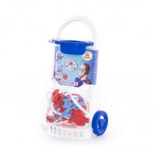 """Детская игрушка Набор """"Доктор №11"""" (8 элементов) арт. 69856 Полесье"""