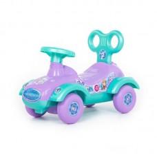 """Детская игрушка Автомобиль-каталка Disney """"Холодное сердце"""" (в лотке) арт. 70678 Полесье"""
