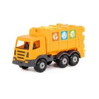 """Детская игрушка """"Престиж"""", автомобиль коммунальный, 71743, Полесье"""