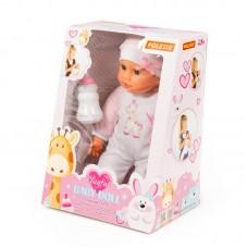 """Детская игрушка Пупс мягконабивной """"Озорной"""" (40 см) озвученный, сосёт соску (в коробке) арт. 71750 Полесье"""