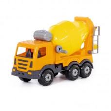 """Детская игрушка """"Престиж"""", автомобиль-бетоновоз, 73020, Полесье"""