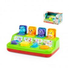 """Детская игрушка Игрушка развивающая """"Игра с сюрпризом"""" (в коробке), 77066, Полесье"""
