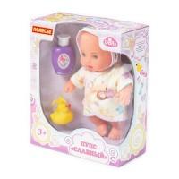 """Детская игрушка Пупс """"Славный"""" (24 см) + набор для купания (2 элемента) (в коробке), 78292, Полесье"""