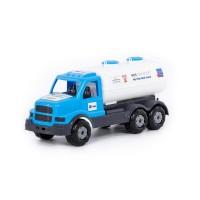 Детская игрушка H&S автомобиль с цистерной (в сеточке) арт. 78643 Полесье