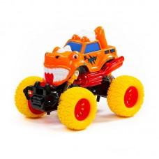 """Детская игрушка """"Монстр РАЛЛИ"""" - """"Раптор"""", автомобиль инерционный (со светом и звуком) (в коробке) арт. 78865 Полесье"""