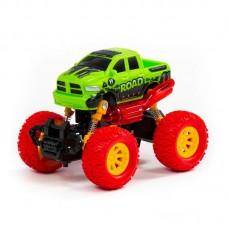 """Детская игрушка """"Монстр РАЛЛИ"""" - """"Рейд"""", автомобиль инерционный (со светом и звуком) (в коробке) арт. 78889 Полесье"""