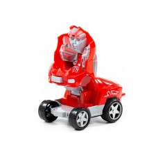 """Детская игрушка """"Робот ДЕФОРМ"""", автомобиль инерционный (в коробке) арт. 79015 Полесье"""