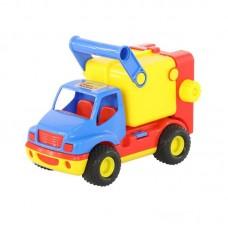 """Детская игрушка """"КонсТрак"""", автомобиль коммунальный (в сеточке), 8916, Полесье"""