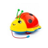 Детская игрушка Божья коровка (в коробке) арт. 9158 Полесье