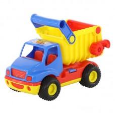 """Детская игрушка """"КонсТрак"""", автомобиль-самосвал (в сеточке), 9654, Полесье"""