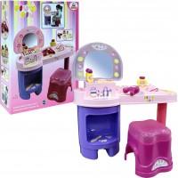"Игрушка туалетный столик с зеркалом ""Салон красоты ""PIU PIU"" №1 арт. 42514 (в коробке)"