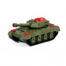 """Детская игрушка танк """"Прорыв"""" (в сеточке) арт. 87676 Полесье"""